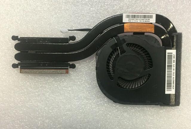 Lenovo ThinkPad T460 Cooling Heatsink and Fan 00UP185 BAZC0607R5H