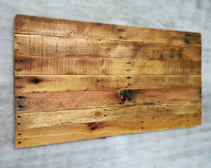 Rustic pallet wood food or still life photography background blank