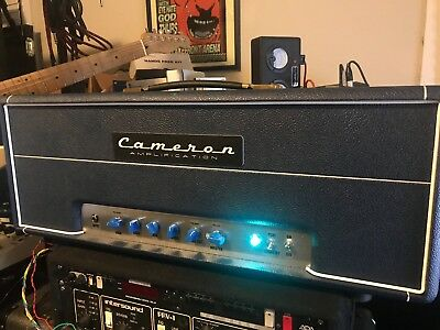 Official Mark Cameron Ocean Blue custom amp merged Kemper Profile  Pack