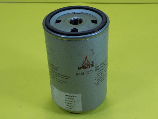 new deutz /deutz fahr fuel filter # 0118 0597 913/914/1012/
