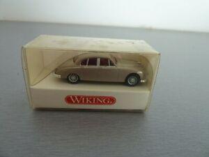 WIKING-Voiture-Jaguar-MK-II-1-87