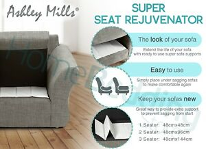Image Is Loading Sag Savers Sofa Rejuvenator Boards For Chairs