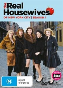 THE-REAL-HOUSEWIVES-OF-NEW-YORK-CITY-Season-1-3-DISC-DVD-SET