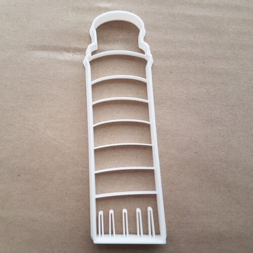 Leaning Tower Of Pisa Shape Cookie Cutter Dough Biscuit Pastry Stamp Sharp