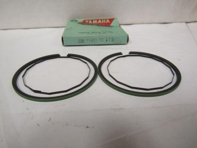 NOS OEM Yamaha Piston Rings 214-11601-02  STD