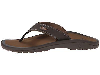 b5dc5713c6 OluKai Mens Ohana Sandals 10110 Dark Java/ Ray Sz 11 for sale online ...