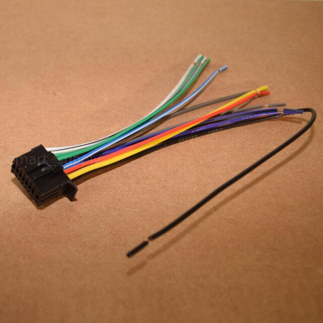 Jvc Kd-Sr85Bt Wiring Harness Diagram from i.ebayimg.com