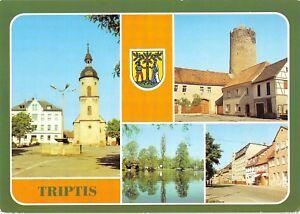 GG9845-triptis-possneck-markt-schlossturm-germany