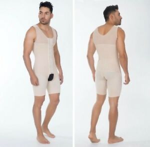 mens body shaper mens full body compression suit