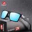 DUBERY Mens Sport Polarized Sunglasses Outdoor Riding Driving Square Glasses