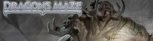 Dragon/'s Maze NM//MINT 1x Complete 70 Card Common Set MTG