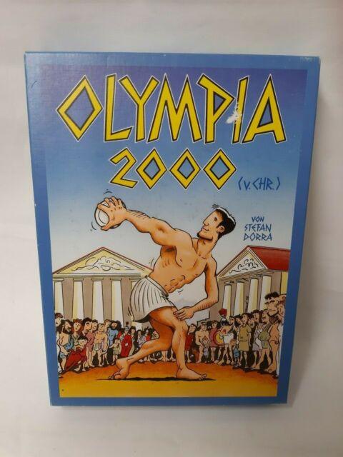 OLYMPIA 2000 ( v.CHR. ) - VON STEFAN DORRA - RARITÄT