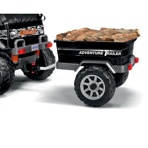 Adventure Trailer for Rock\'in Gaucho and Gaucho SuperPower IGTR0937 ...