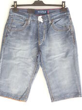 "SUPERBE SHORT JEAN ""GIANI'5"" TAILLE W30 - F 39 NEUF PRIX BOUTIQUE 43 €"