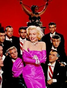 "Marilyn Monroe in ""Diamonds are a Girls Best Friend"" 8 X ..."