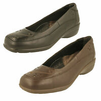 Ladies Db Shoes Avialable In Various Wide Fittings - Piazza