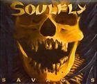 Savages Digipak Soulfly Audio CD