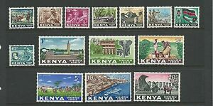 1963-Local-Views-Complete-Set-of-14-to-20s-Mint-Hinged