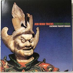 JEDI-MIND-TRICKS-GENGHIS-KHAN-12-034-2003-RARE-TRAGEDY-KHADAFI