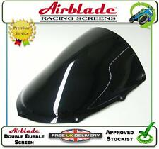 NEW AIRBLADE DOUBLE BUBBLE SCREEN LIGHT SMOKED APRILIA RS125 RS 125 98 99 00 01