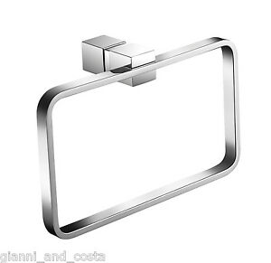 image is loading bathroom accessories hand towel ring holder square design