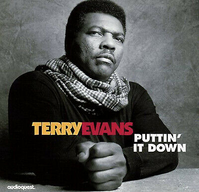 Terry Evans : Puttin' It Down CD (2017) Highly Rated eBay Seller, Great Prices