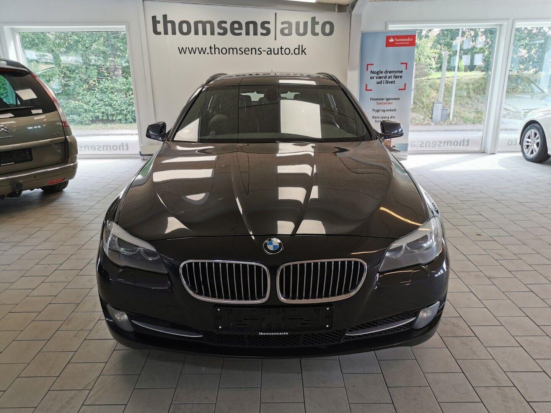 BMW 525d 3,0 Touring aut. 5d - 199.400 kr.