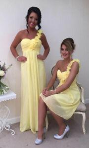 7886bd8d740 Image is loading Chiffon-Long-Bridesmaid-Wedding-Maxi-Prom-Dress-Ballgown-