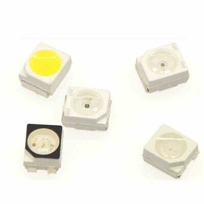 100PCS Super Bright Yellow SMD LED 1206 3.2mm×1.6mm NEW