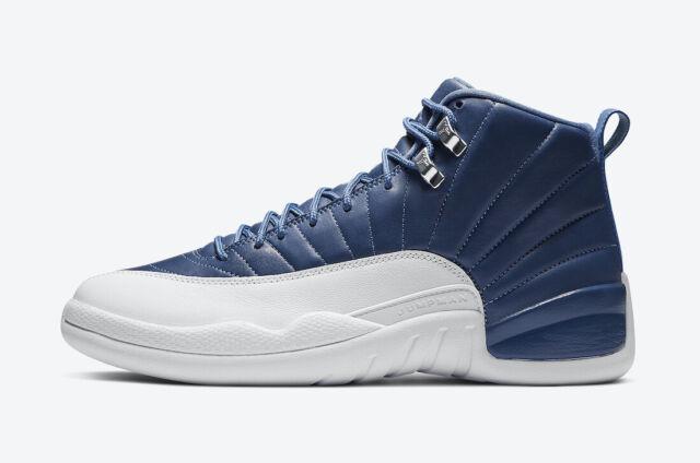 Size 9 - Jordan 12 Retro Indigo 2020