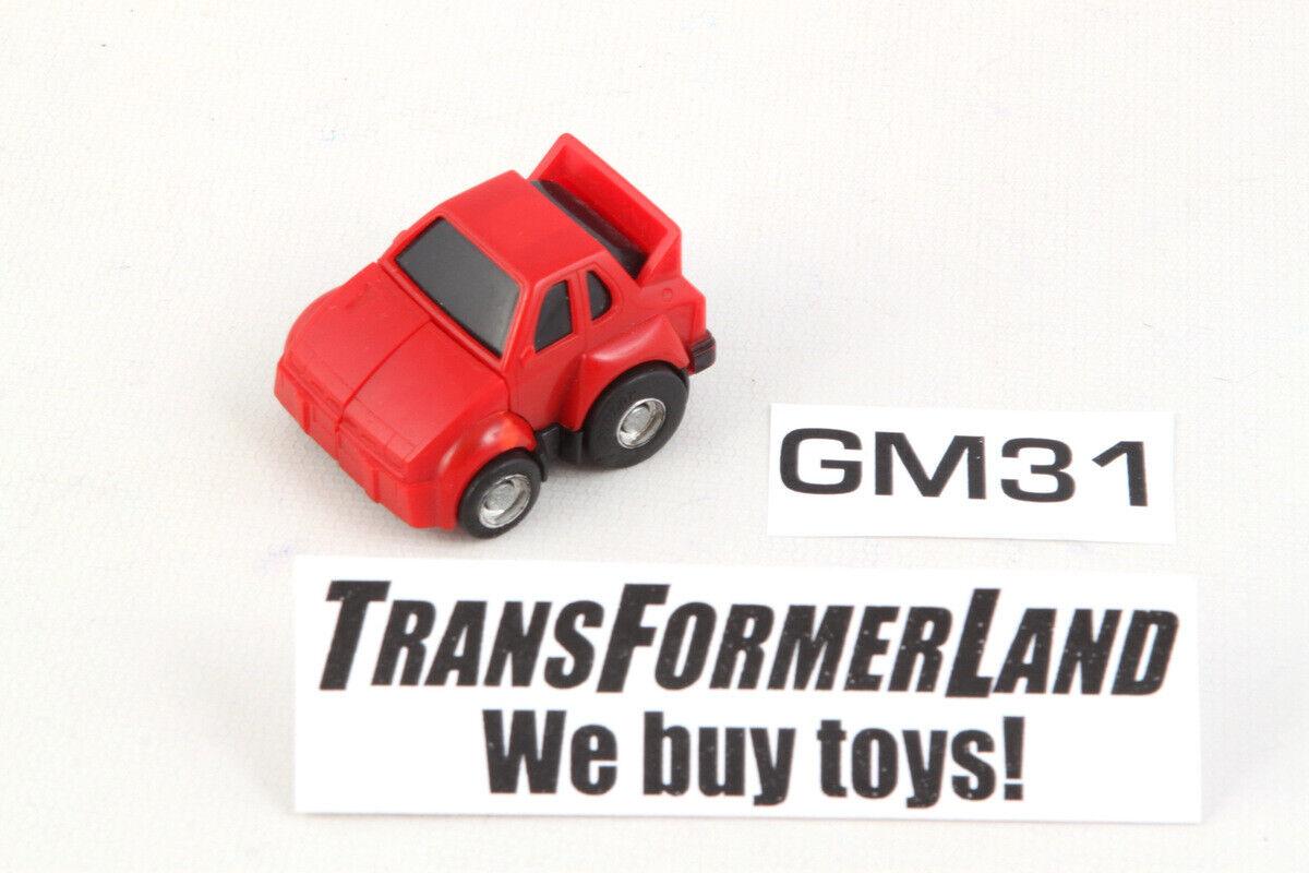Cliffjumper 100% Completo Mini 1984 Vintage Hasbro G1 Transformers Azione Di