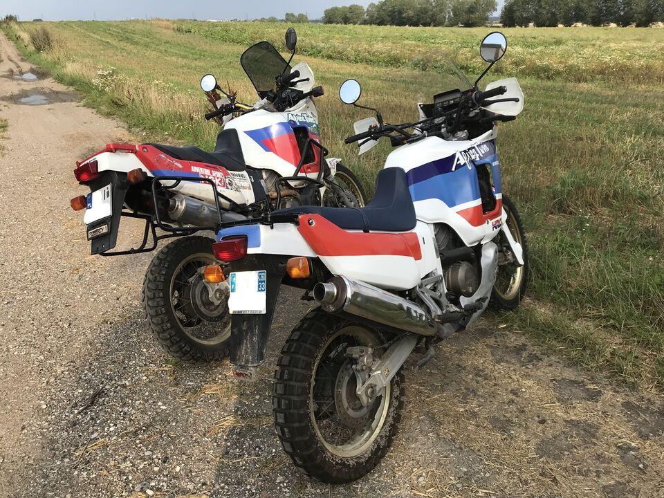 Honda, Africa Twin XRV750 RD04, 742 ccm