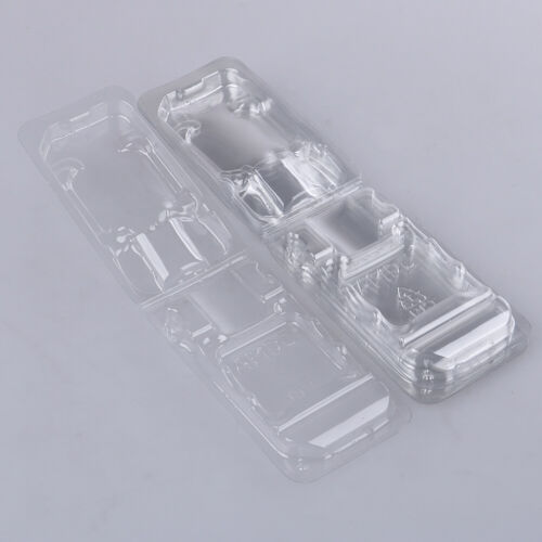 10Pcs CPU clamshell tray box case holder protection for AMD 754 939 AM2 AMODUS