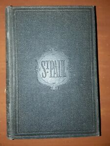 1917 The Life And Epistles Of Saint Paul Rev W J Conybeare Ebay