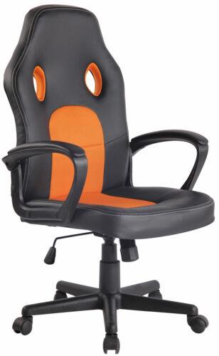 Bürostuhl Elbing Kunstleder Gamingstuhl Stuhl Schreibtischstuhl Computerstuhl