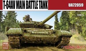 Modelcollect-1-72-Kits-T-64AV-Main-Battle-Tank-UA72059