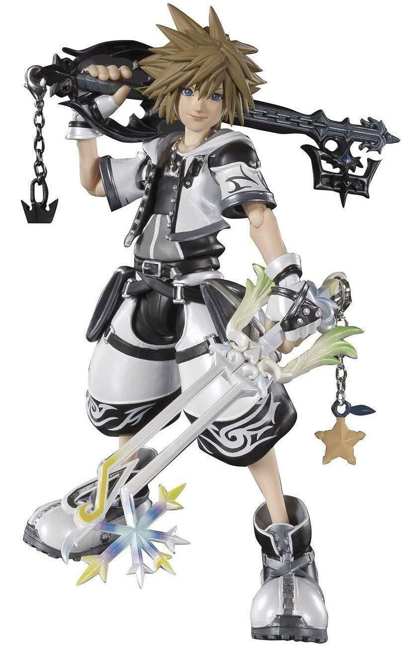 Tamashii Nations Kingdom Hearts II S.H. Figuarts Sora (Final Form) Figure