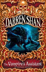 The-saga-of-Darren-Shan-The-vampire-039-s-assistant-by-Darren-Shan-Paperback
