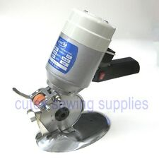 "MB-90 Rotary Fabric Cutter, 3-1/2"" Round Blade Cloth Cutting Machine"