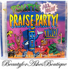 Psalty Singalong Jesus Worship Songs Praise Party Two! Childrens Christian CD