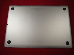 save off 9d705 bd559 Details about Grade B Bottom Case Mid 2012 Macbook Pro 13