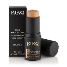 KIKO MAKE UP MILANO FULL PROTECTION STICK FOUNDATION - 02 LIGHT BEIGE