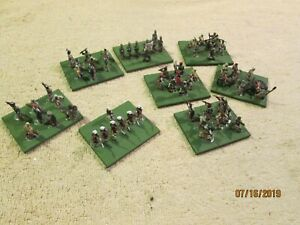 lot-15mm-Figures-PAINTED-DETAILED