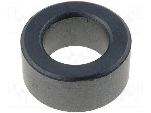 Ferrit 5 st Ring; L:12mm; ØInn:15mm; Durchm.Außen:25mm; ±0,40mm