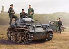 82431 Hobby Boss 1/35 WWII, PzKpfw I Ausführung C (VK 601), im Kleinen Groß