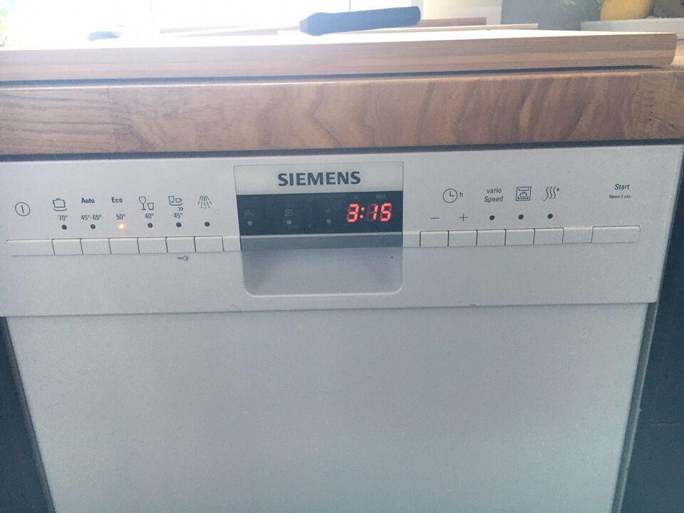 Siemens SR46M280SK/42, fritstående, energiklasse A+