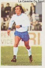 N°036 FRANCOIS FELIX # SEC.BASTIA STICKER AGEDUCATIF FOOTBALL MATCH 1973