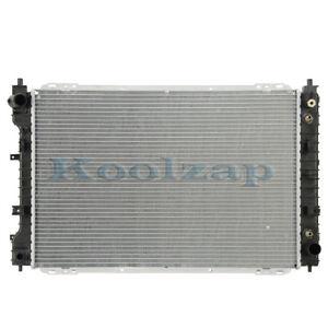 2306 New Radiator For Ford Escape Mazda Tribute 01-04 2.0 L4 Lifetime Warranty