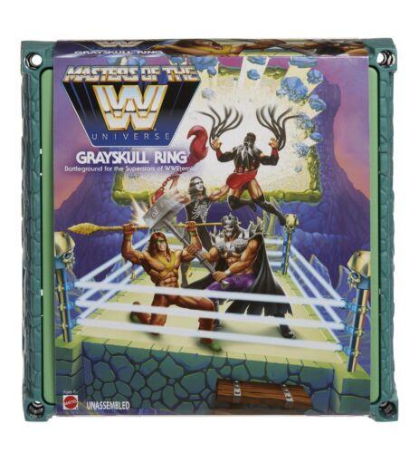 WWE Masters of the Universe greyskull Ring Masters Of The Universe New Mattel wweternia He Man 2019