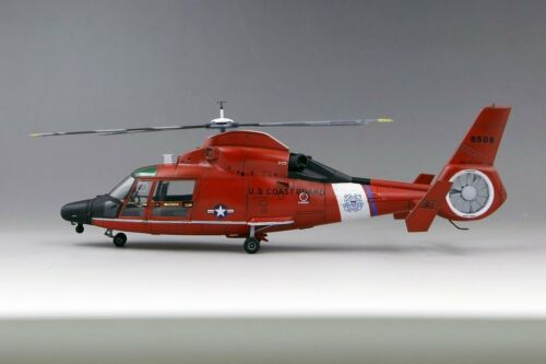 Dream Model 720005 1//72 US Coast Guard HH-65C//D Dolphin Helicopter